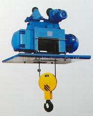 HCZ metallurgy casting hoist