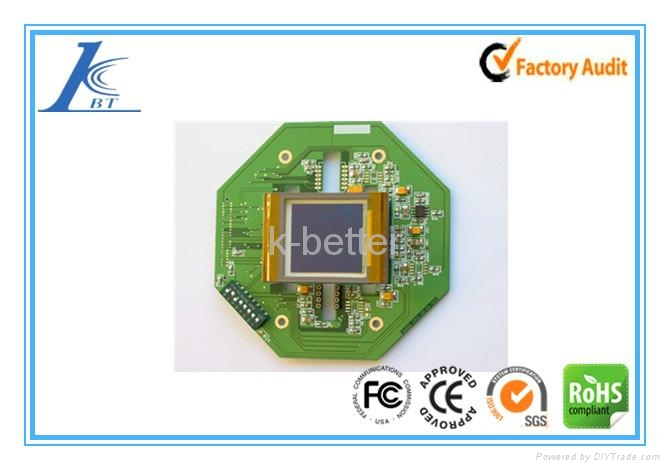 PCB electronic circuit board manufacturer, PCB design layout 1