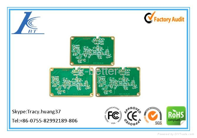 Electronic circuit board PCB manufacturer, OEM factory of PCB 1