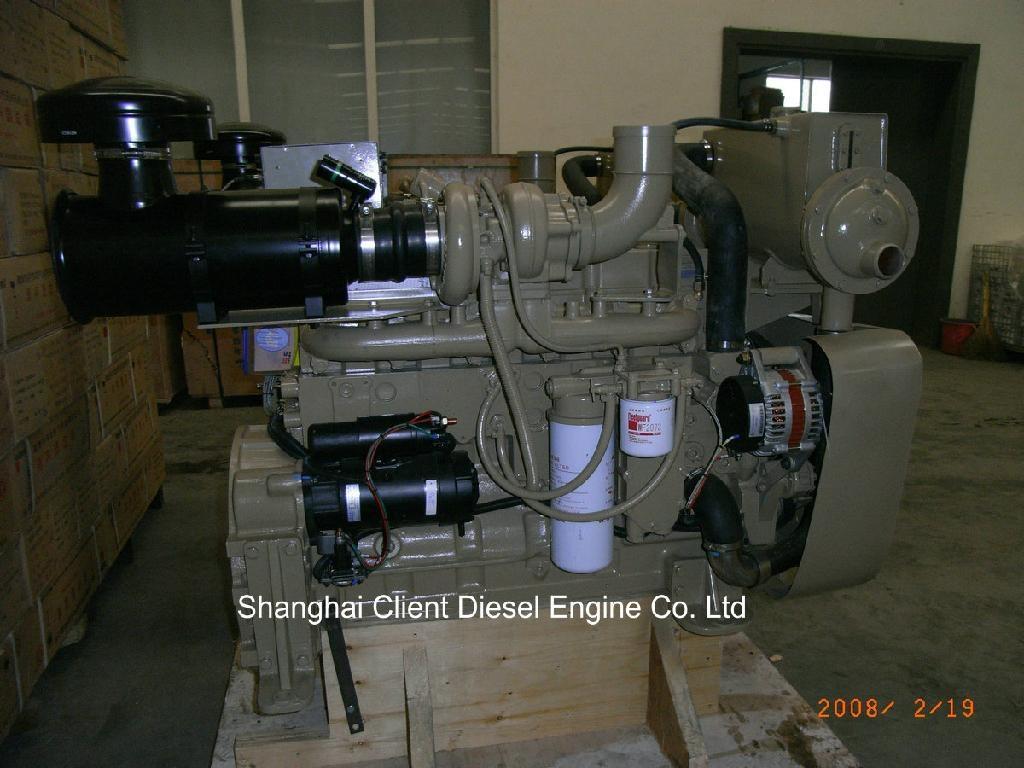 Cummins 6CT8.3-M (205HP,220HP) marine engine 1