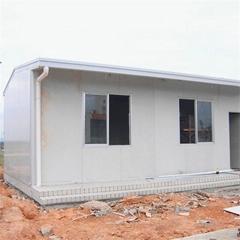 Customized Designs prefab house (JY-1F-K-03)