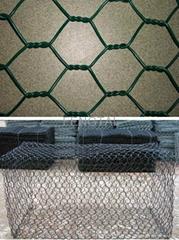 stone cage wire mesh