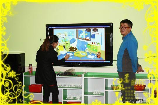幼儿园多媒体教学一体机 - JTV-5520 - 捷安迅