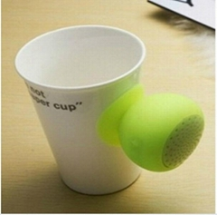 2013 Hands free silicone bluetooth mini speaker with sucker ZM809
