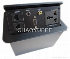 桌面信息盒