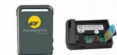 personal gps tracker/mini vehicle tracker tk106 for kid,pet,elder,car