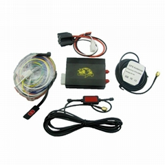 vehicle gps tracker TK103-2 Support power cut off/overspeed alert