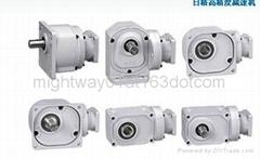 gear reduction electric motors