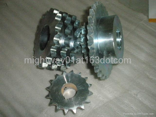 roller chain sprocket - mightway (China Manufacturer