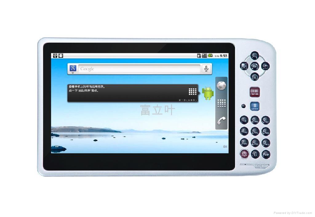 多頻段RFID3G平板電腦   1