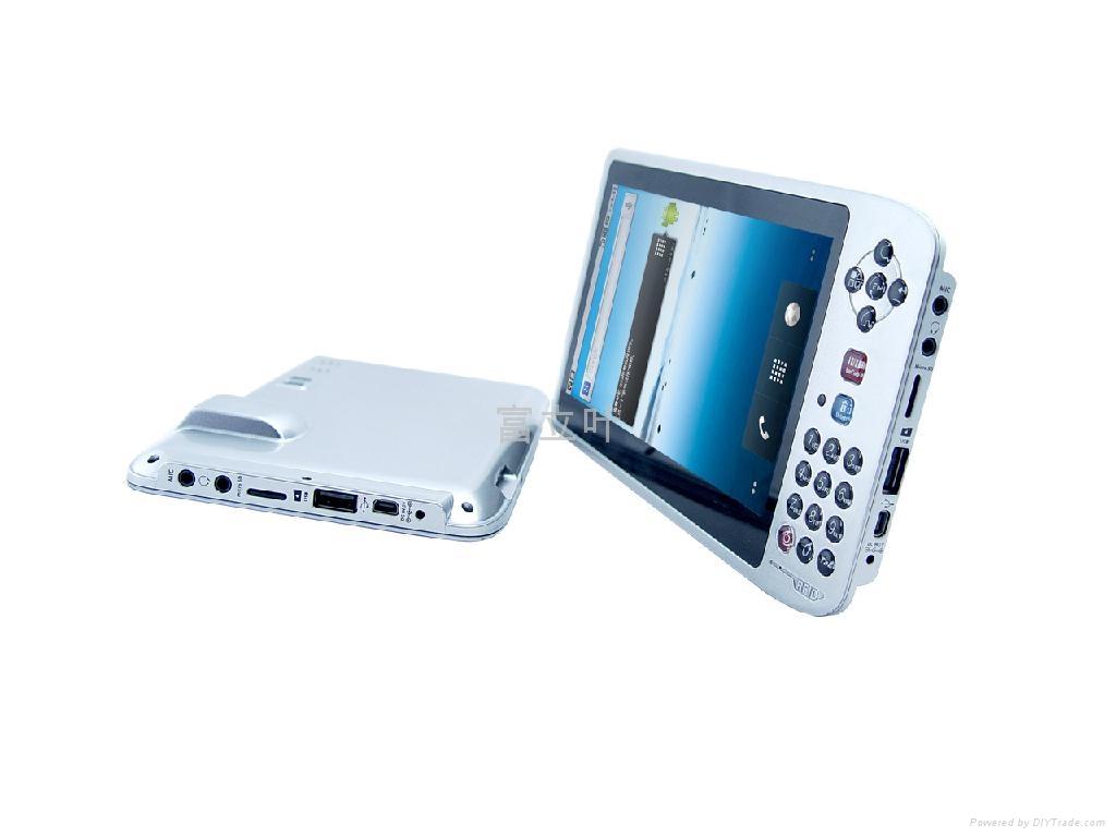 多頻段RFID3G平板電腦   4