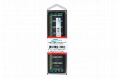 Manufacturer support DDR2 1GB 800mhz for desktop