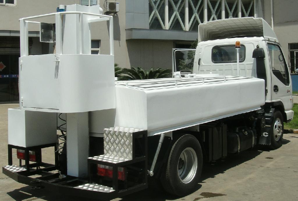 Waste Water Truck 1