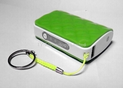 2013 Newest Mobile Power Bank&Portable Charger for MP3/MP4 Player