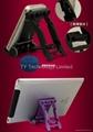 For pad Tablet PC GPS Black Adjustable Universal Car Seat Mount Headrest Holder  4