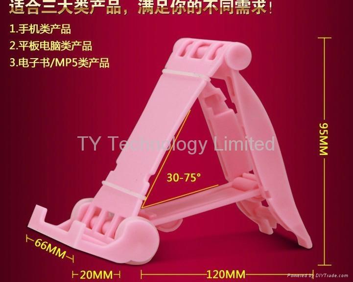 For pad Tablet PC GPS Black Adjustable Universal Car Seat Mount Headrest Holder  5
