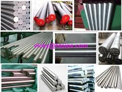 Duplex 2507 round bar