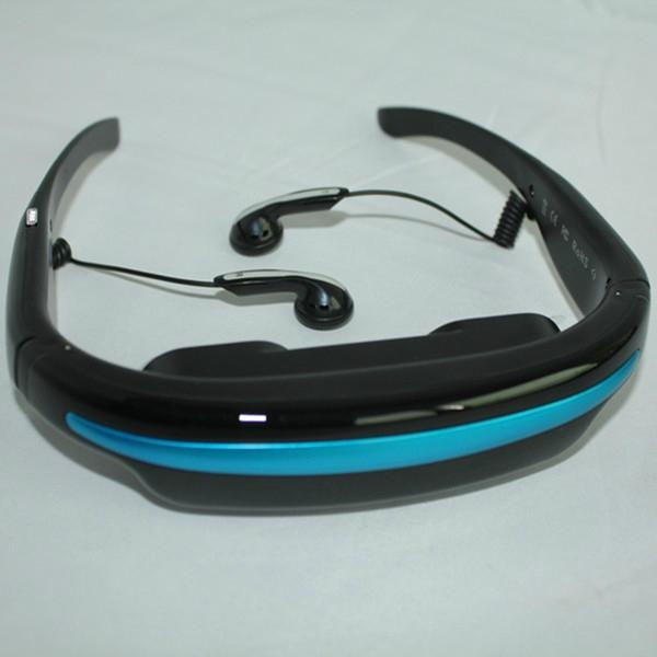 52inch virtual screen video eyewear goggles, 4G memory 2