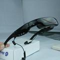 72inch virtual screen video glasses with av in, 4G memory 2