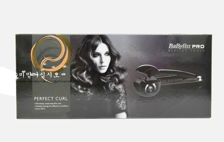 Factory Production Perfectcurl Babyliss Pro Hair Curler