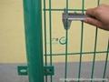 河北安平护栏网厂家|圈山圈地双边现货铁丝网护栏网 5