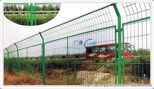 山东济南潍坊厂区场地框架隔离栅护栏网|现货护栏 1
