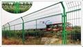 山东济南潍坊厂区场地框架隔离栅