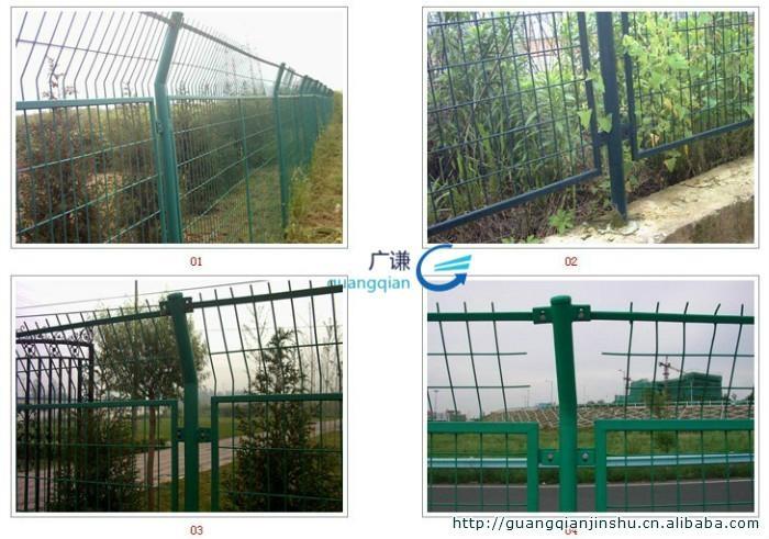山东济南潍坊厂区场地框架隔离栅护栏网|现货护栏 2