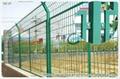 山东济南潍坊厂区场地框架隔离栅护栏网|现货护栏 3