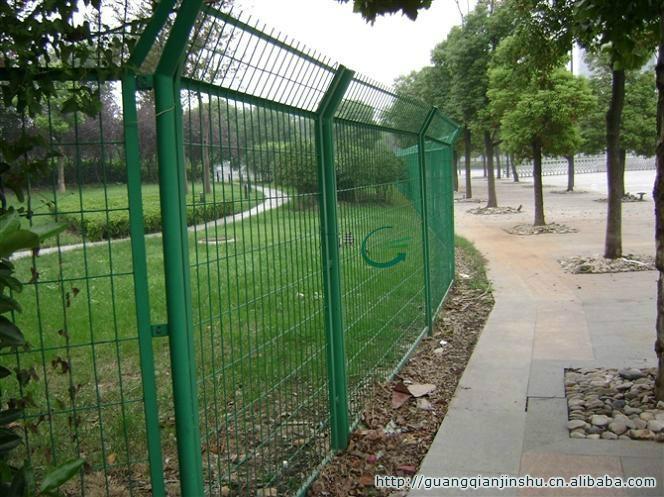 山东济南潍坊厂区场地框架隔离栅护栏网|现货护栏 5