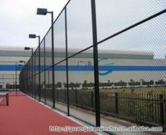 球场围网_体育场护栏网_学校操场围栏网_安平厂家