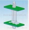 RICHCO電路板隔離柱LCB
