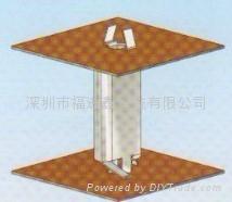 RICHCO金属电路板隔离柱MDLCBS系列