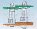 RICHCO電路板支撐柱SRL