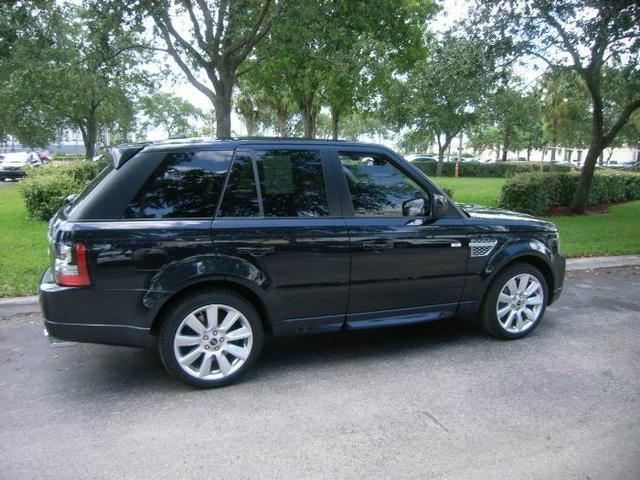 Used 2012 Land Rover Range Rover Sport Used Land Rover