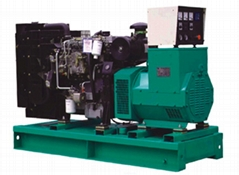Water cooled diesel generator(open type)