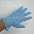HOT!! LDPE medical disposable nitrile gloves manufacturer 1