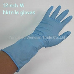 Medical disposable nitrile gloves manufacturer from China