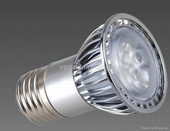 LED lights for interior use LED E27 spot lights high power 4.3W