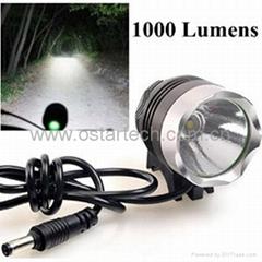 Cree XML U2 LED, High Power LED Bike Light