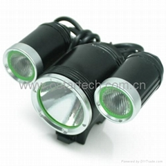 Super power Cree xml u2 led bike light kit SG-B1800