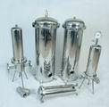 镇江多杂质液体专用大流量多级串联过滤器