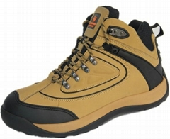 High Quality Man's Safety Shoes with Cement, Bhc-Sb10500X0231