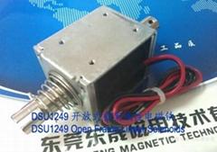 开放框架式线性电磁铁