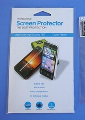 anti-bacterial screen protector for mobile phone