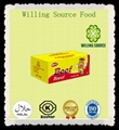 Halal mixed bouillon cube with chicken flavor 4
