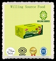 Halal mixed bouillon cube with chicken flavor 5