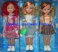 Plastic Fashion Toy Doll