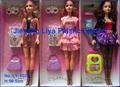 Newest Plastic Fashion Music Doll