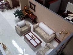 德惠沙盤模型